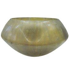 Vertical Hand-Cut Decorative Bowl