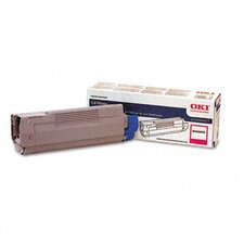OEM Toner Cartridge, 5000 Page Yield, Magenta