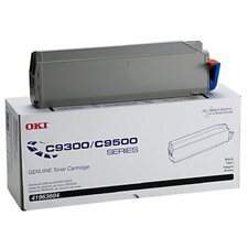 OEM Toner Cartridge, 15000 Page Yield, Black