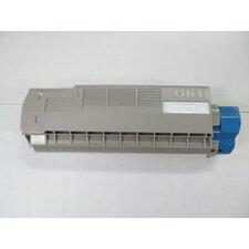 43381901 Okidata C5500n / C5800Ldn Yellow Laser Toner