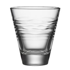 <strong>Kathy Ireland by Gorham</strong> Kahala Double Old Fashioned Glass (Set of 4)