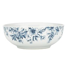 "Nature's Song Vegetable 9"" Serving Bowl"