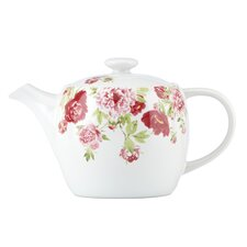 <strong>Kathy Ireland by Gorham</strong> Blossoming Rose Teapot