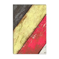 "<strong>iCanvasArt</strong> ""Vintage Style #3"" Canvas Wall Art by Maximilian San"