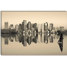 <strong>iCanvasArt</strong> Boston, Massachusetts Canvas Wall Art