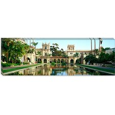 <strong>iCanvasArt</strong> Balboa Park, San Diego, California Canvas Wall Art