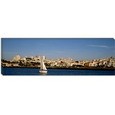 <strong>iCanvasArt</strong> Marina District, San Francisco, California Canvas Wall Art