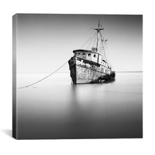 'Barco Hundido' by Moises Levy Photographic Print on Canvas