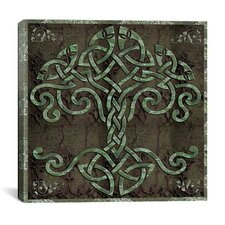 """Celtic Tree Life"" Canvas Wall Art by Mindy Sommers"