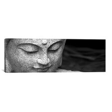 Chinese Buddha (Panoramic) Photographic Print on Canvas