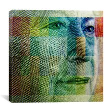 Canadian Money Queen #2 Graphic Art on Canvas
