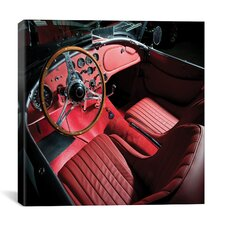 Ac Ace 1959 Interior Photographic Canvas Wall Art