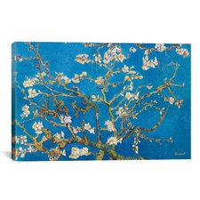 Almond Blossom by Vincent Van Gogh Painting Print on Canvas
