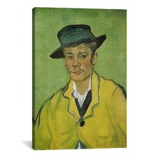 'Armand Roulin' by Vincent van Gogh Painting Print on Canvas