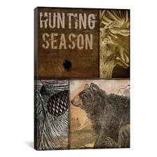 Color Bakery 'Hunting Season IV' Graphic Art on Canvas