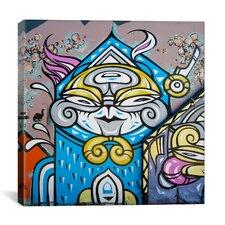 Gleeful Canvas Wall Art