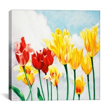 """""""Essence of Spring"""" Canvas Wall Art by Nancy Wernersbach"""