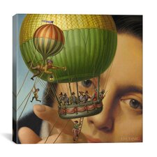 """Gulliver""s Travels"" Canvas Wall Art by Dan Craig"