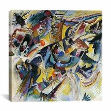 """Improvisation Klamm"" Canvas Wall Art by Wassily Kandinsky Prints"