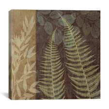 """Ferns I"" Canvas Wall Art by Erin Clark"