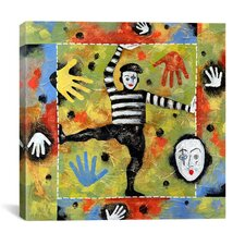 """Mime"" Canvas Wall Art by Jim Dryden"