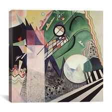 """Composition"" Canvas Wall Art by Wassily Kandinsky"