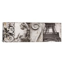 'Details from Paris II' by Pela and Silverman Photographic Print on Canvas