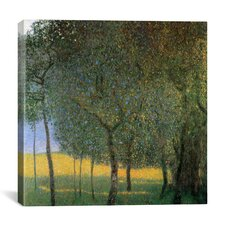 """Fruit Trees"" Canvas Wall Art by Gustav Klimt"