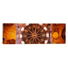 Panoramic Frescos in Kariye Museum, Holy Savior in Chora Church, Istanbul, Turkey Photographic Print on Canvas