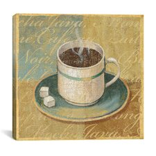 """Coffee Blend II"" Canvas Wall Art by John Zaccheo"