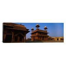 Panoramic Fatehpur Sikri, Agra, India Photographic Print on Canvas