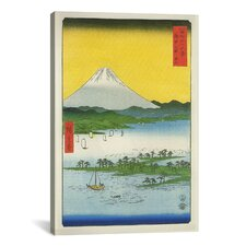 'Mt. Fuji lll' by Utagawa Hiroshige l Painting Print on Canvas