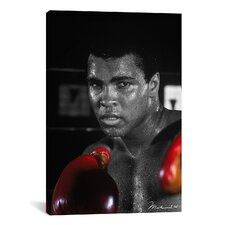 Muhammad Ali on Canvas