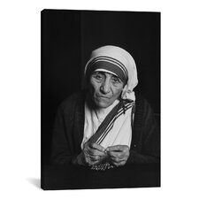 Christian Mother Teresa Photographic on Canvas