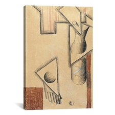 'Nature Morte' by Juan Gris Painting Print on Canvas