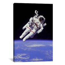 Astronomy and Space 'NASA Astronaut' Photographic Print on Canvas