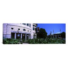 Panoramic North Carolina Museum of Natural Sciences, Raleigh, North Carolina Photographic Print on Canvas