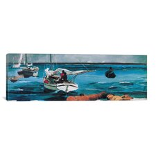'Nassau' by Winslow Homer Painting Print on Canvas