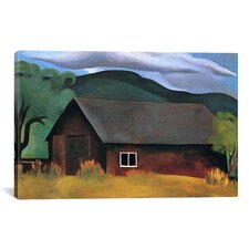 'My Shanty, Lake George' by Georgia O'Keeffe Painting Print on Canvas