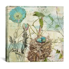 Nesting I from Color Bakery Canvas Wall Art