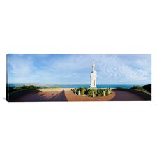 Panoramic Cabrillo National Monument, San Diego, California Photographic Print on Canvas