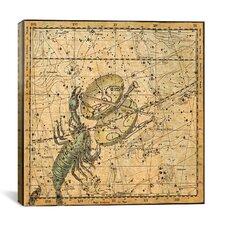 Celestial Atlas - Plate 19 (Libra, Scorpio) by Alexander Jamieson Graphic Art on Canvas in Beige
