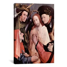 'The Crowning with Thorns (Christ Mocked)' by Hieronymus Bosch Painting Print on Canvas