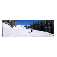 Panoramic Kitzbuhel, Westendorf, Tirol, Austria Photographic Print on Canvas
