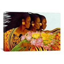 """Three Sisters"" Canvas Wall Art by Keith Mallett"