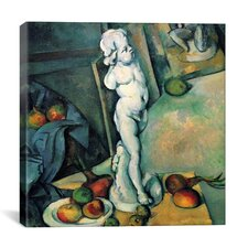 """Still Life with Cherub"" Canvas Wall Art by Paul Cezanne"