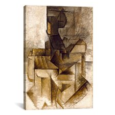 'The Rower' by Pablo Picasso Painting Print on Canvas