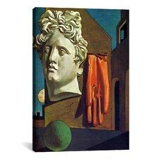 """The Song of Love"" Canvas Wall Art by Giorgio de Chirico"