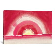 """Sunrise"" Canvas Wall Art by Georgia O'Keeffe"