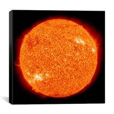 The Sun (Solar Dynamics Observatory) Canvas Wall Art